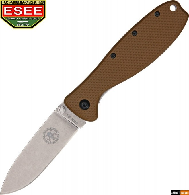 Esee - Couteau Zancudo Framelock Handle Coyote