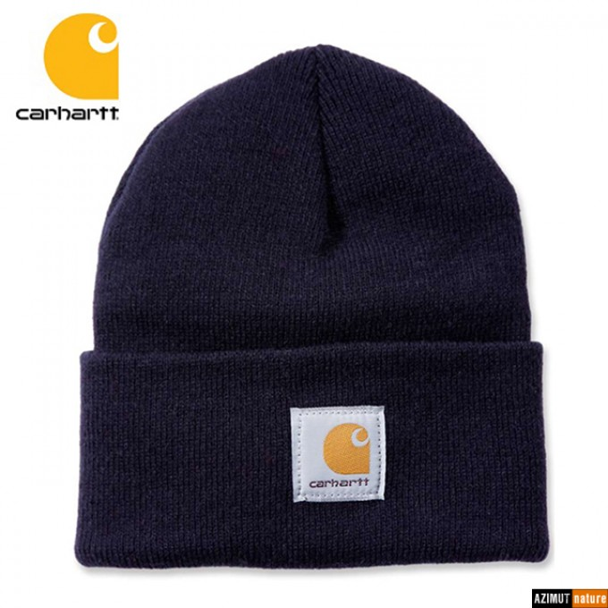 Carhartt - Bonnet Watch Hat A18 - Navy