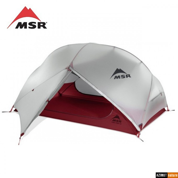 MSR - Tente Hubba Hubba NX V7 - 2 Places Grise