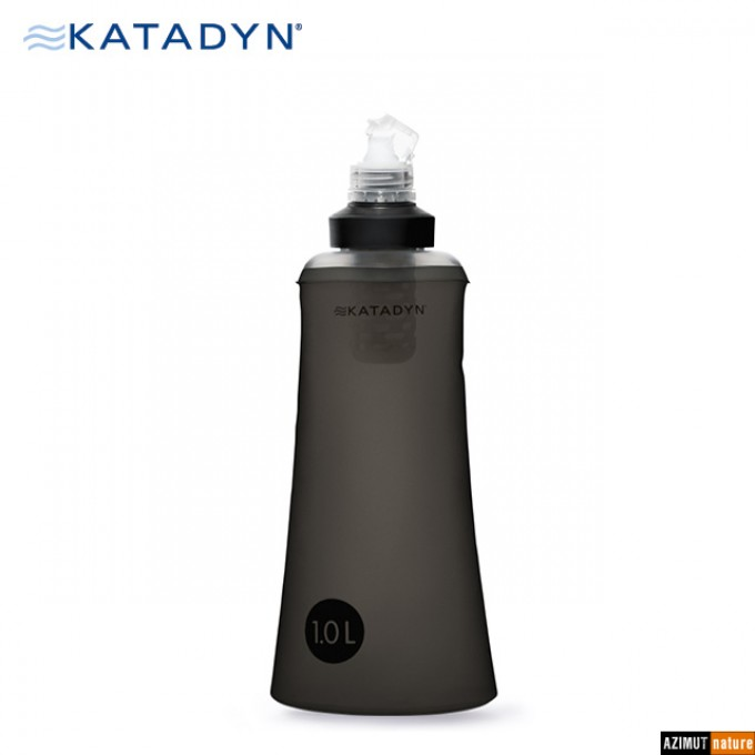 Katadyn - Bouteille Filtrante BeFree 1 litre Tactical