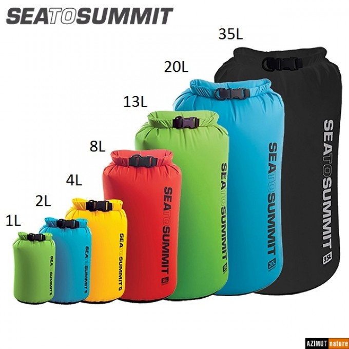 Sea To Summit - Sac Etanche DrySack LightWeight 8 litres
