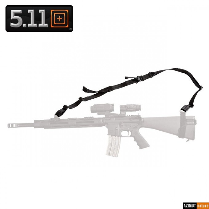 5.11 - Sangle fusil d'assault deux point Padded Sling