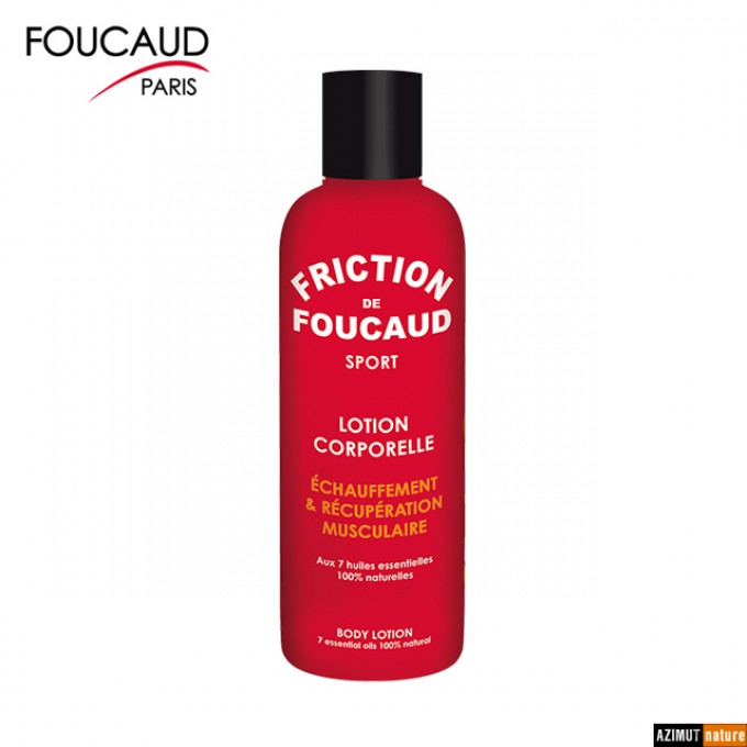 Foucaud Paris - Friction de Foucaud 200 ml