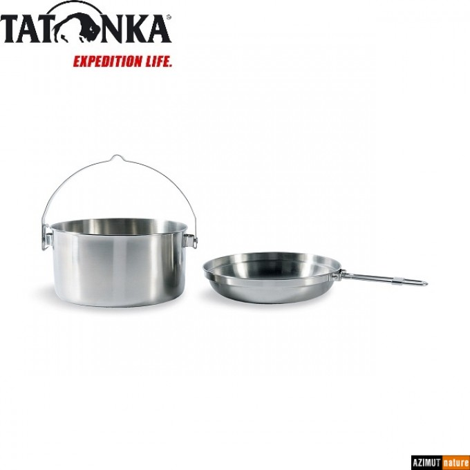 Tatonka - Gamelle Kettle 2.5 L Inox
