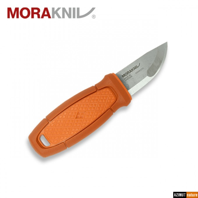 Morakniv - Couteau Mora Eldris Neck Orange Burnt