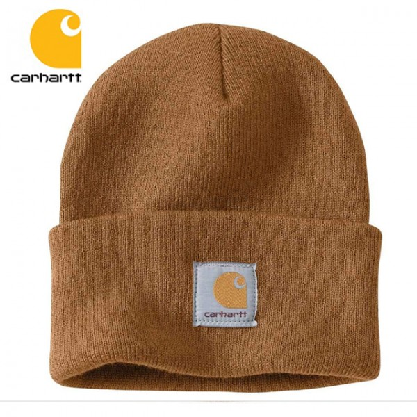 Carhartt - Bonnet Watch Hat A18 - Brown Carhartt