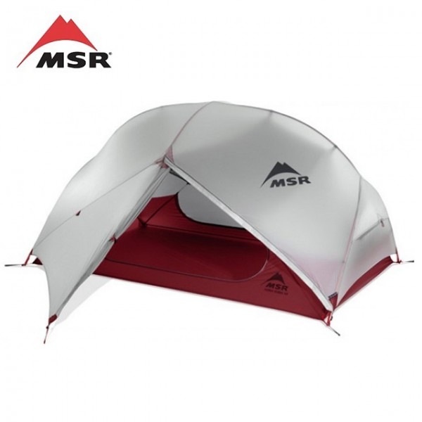 MSR - Tente Hubba Hubba NX V7 2 Places Grise