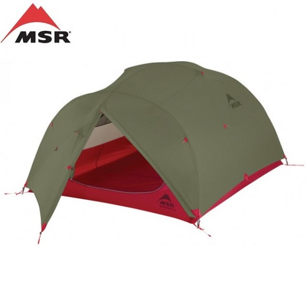MSR - Tente Mutha Hubba NX 3 Places- Verte