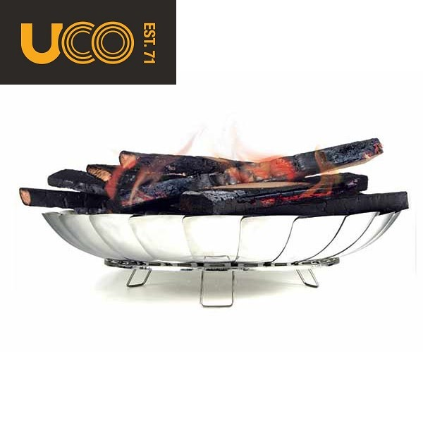 UCO - Barbecue Fire Bowl Inox Grilliput.