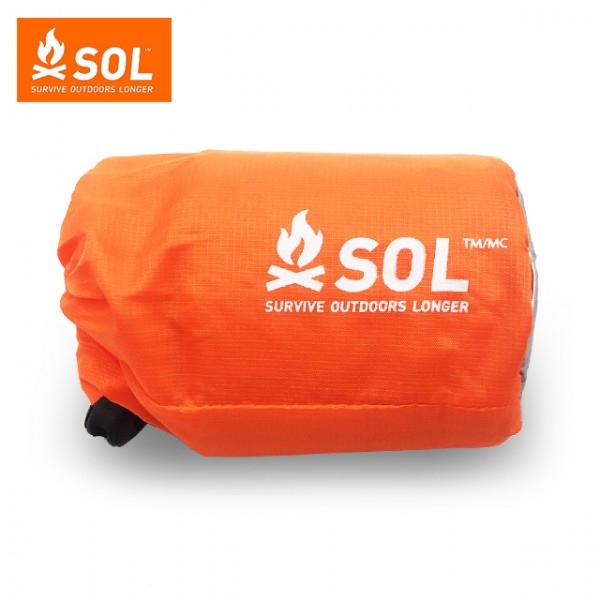SOL - Sac de couchage de survie Emergency Bivvy
