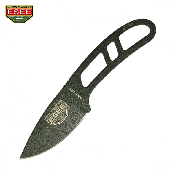 Esee - Couteau Esee Candiru Lame lisse OD