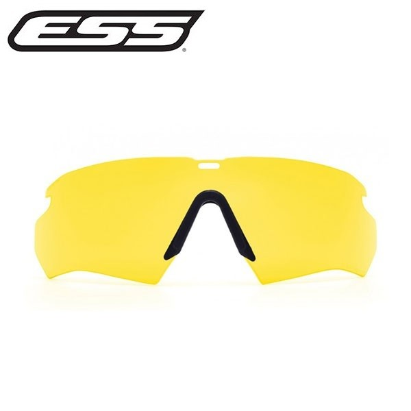 Ess - Verres Crossbow Haute Definition jaune.