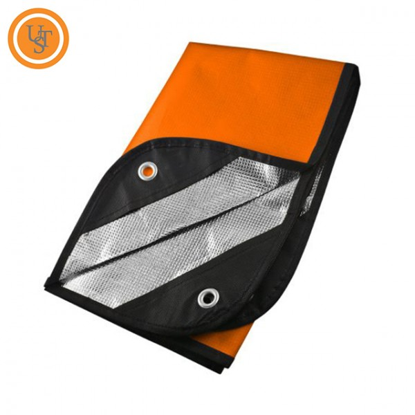 UST - Couverture de survie Survival Blanket 2.0 Orange