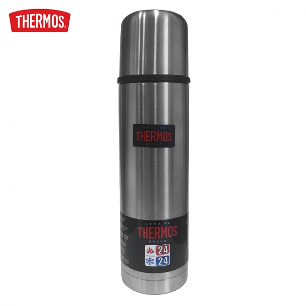 Thermos - Bouteille isotherme Light & Compact Inox