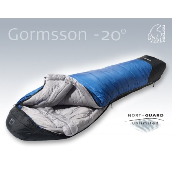 Sac de Couchage Gormsson -20°