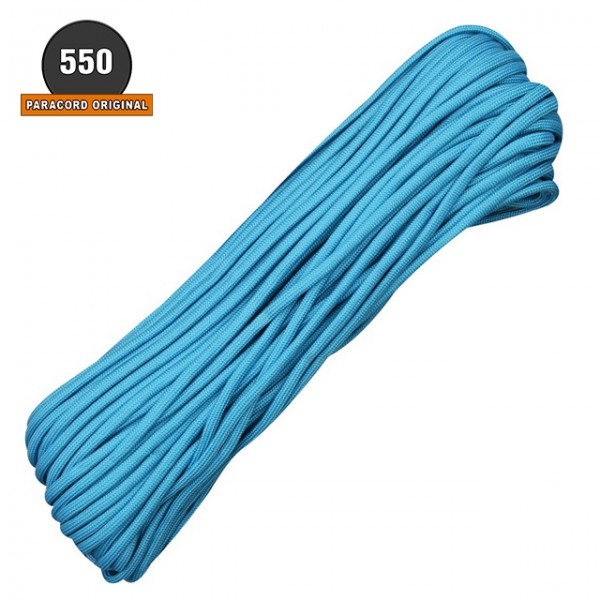 Paracord 550 - 7 Brins - 30 ML Turquoise