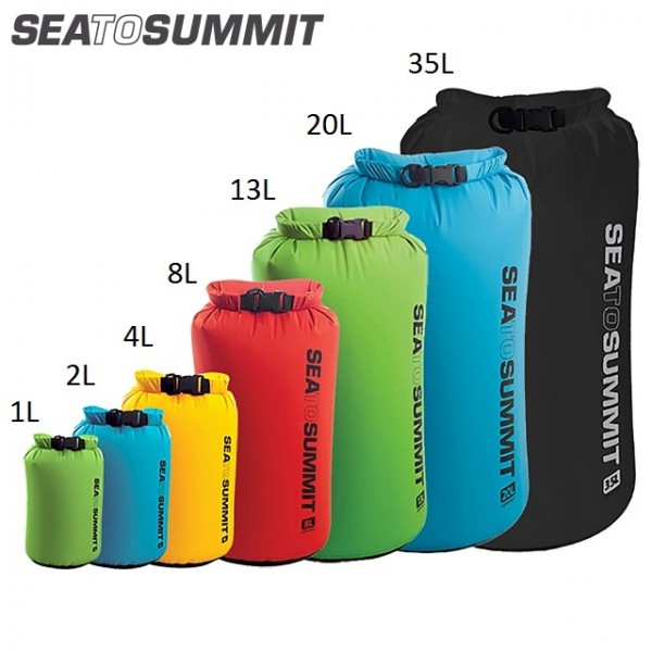 Sea To Summit - Sac étanche DrySack LightWeight 1 litre
