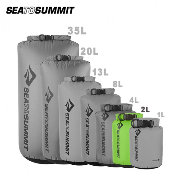 Sea To summit - Sac Etanche DrySack LightWeight 2 litres