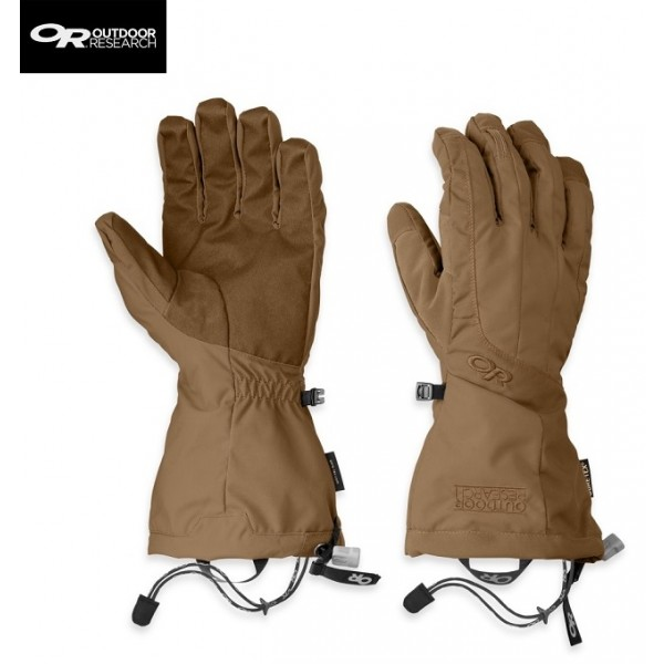 Outdoor Research - Gants Arete Gloves Mens Coyote