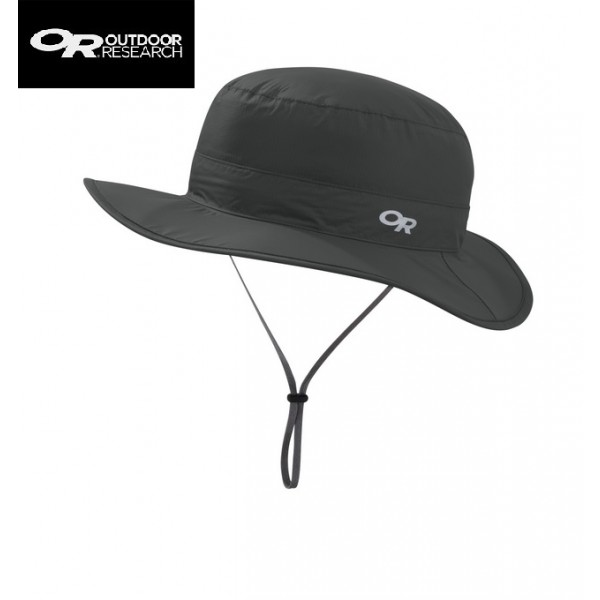 Outdoor Research - Chapeau Cloud Forest Impermeable Charcoal
