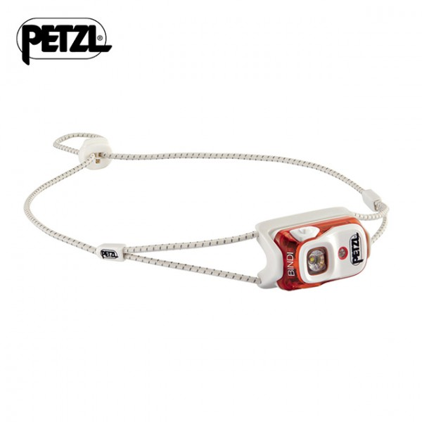 Petzl - Lampe Frontale Bindi 200 Lumens Orange