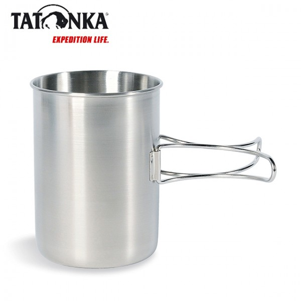 Tatonka - Mug Handle Inox 850 ml
