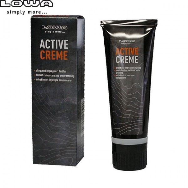 Lowa - Active Crème Chaussure 75ml