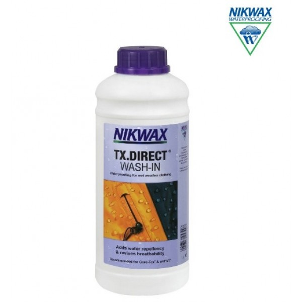 Nikwax Tx Direct Wash-in 1 L