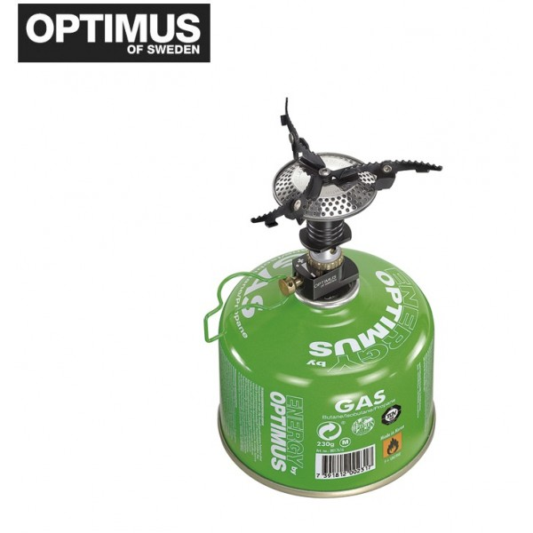 Optimus - Rechaud pliant Gaz Optimus Crux
