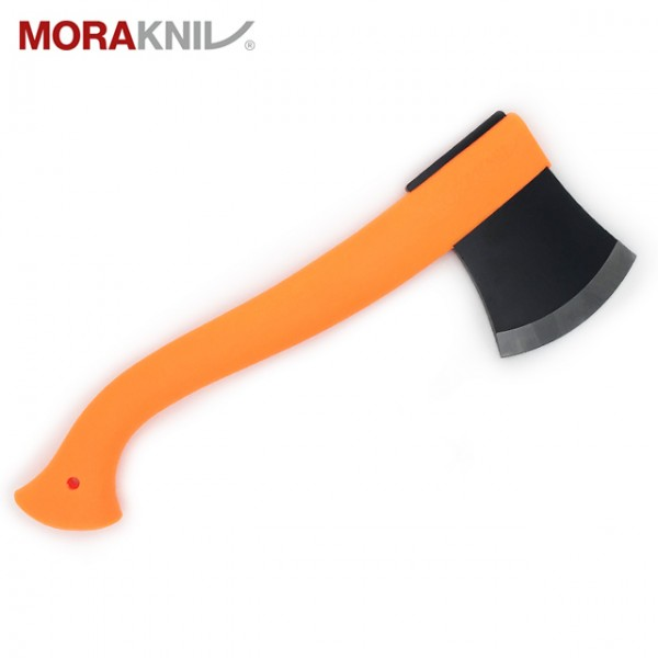 Morakniv - Hache Mora Outdoor Camp axe Orange Fluo