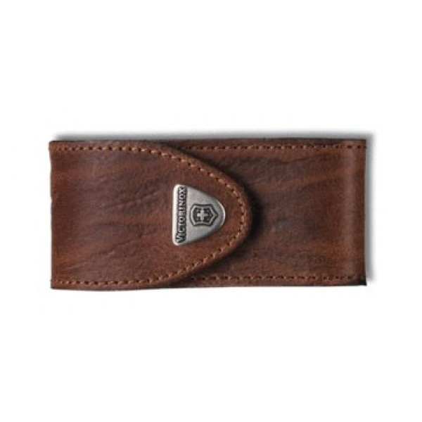 Etui 91mm 6-14 p cuir marron