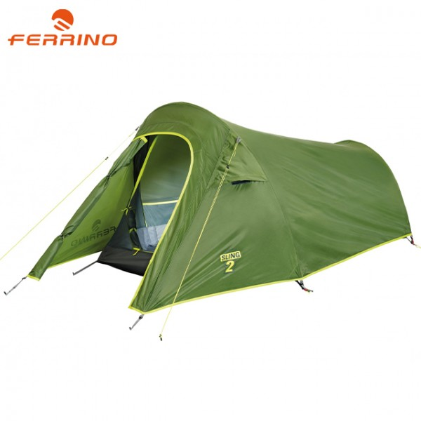 Ferrino - Tente Sling 2 Places Verte