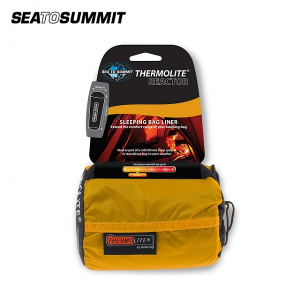 Sea To Summit - Drap de sac Thermolite Reactor +8°