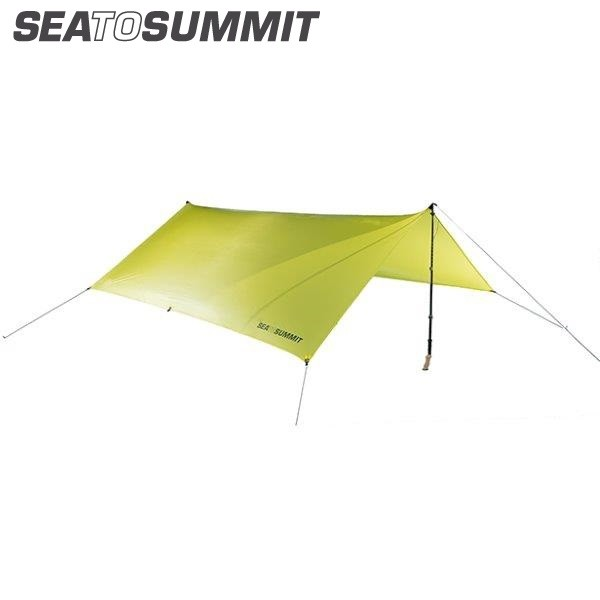 Sea To Summit - Tarp Escapist Ultra léger 15D 2 x 2.56