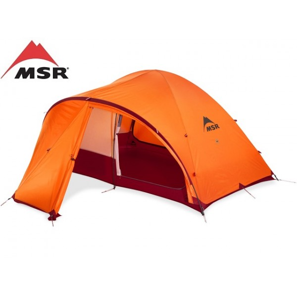 MSR - Tente Remote 2 - Orange