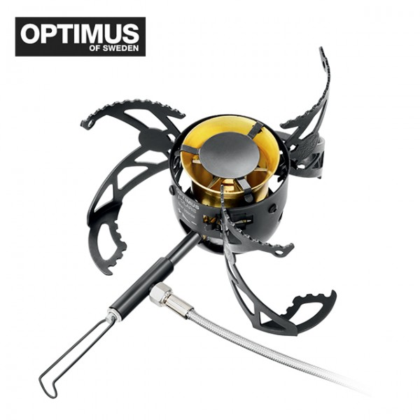 Optimus - Rechaud Polaris Optifuel Tactical sans bouteille