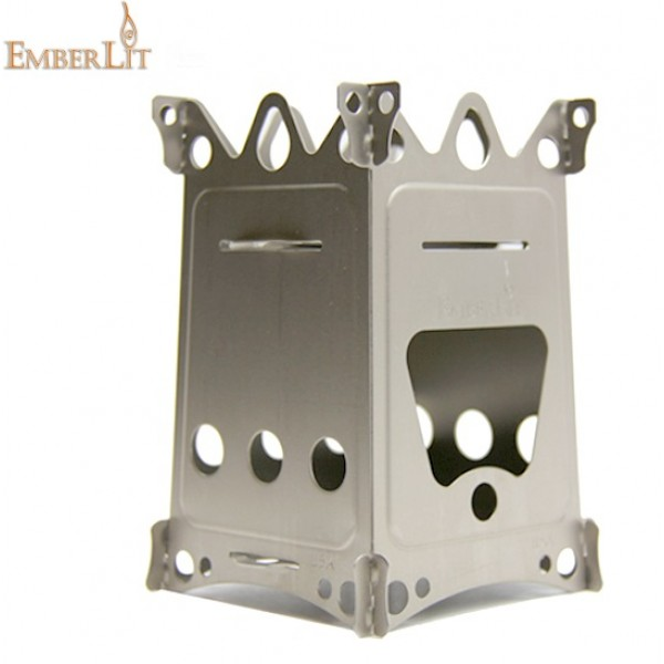 Emberlit - Rechaud a bois Fire Ant Stove