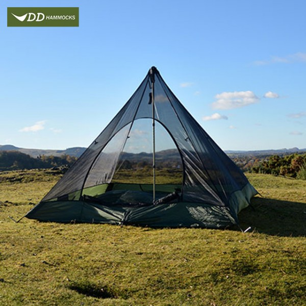 DD Hammocks - DD SuperLight - Pyramid - Mesh Tent