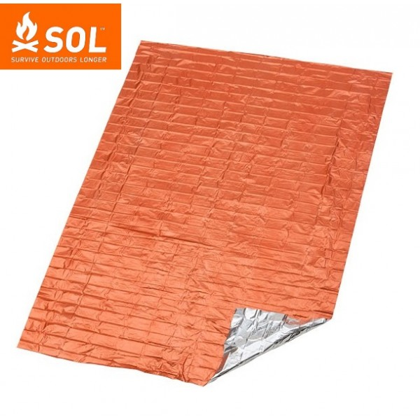 SOL - Couverture de survie Emergency Blanket.