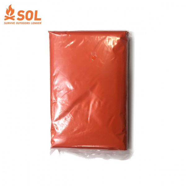 SOL - Couverture de survie Double Survival Blanket