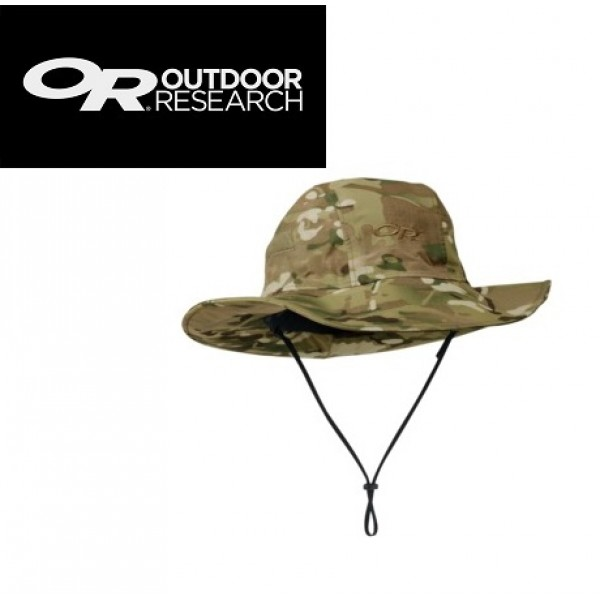 Outdoor Research - Chapeau Seattle Sombrero Gore-tex Multicam XL