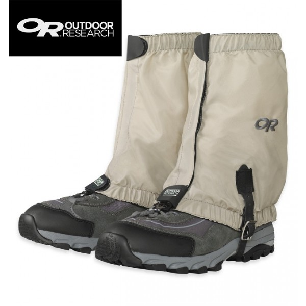 Outdoor Research - Guetres Bugout Gaiters Anti-insectes