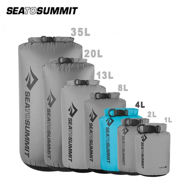 Sea To Summit - Sac Etanche DrySack LightWeight 4 litres