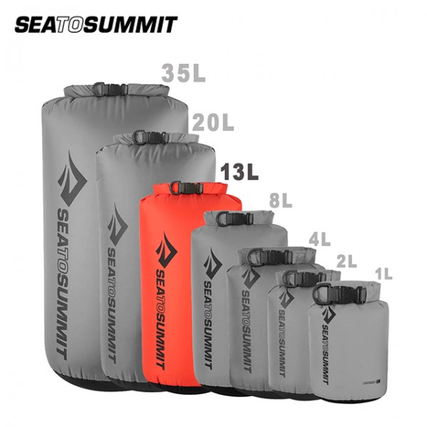 Sea To Summit - Sac Etanche DrySack LightWeight 13 litres