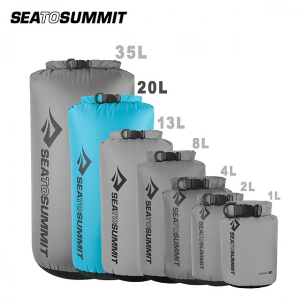Sea To Summit - Sac étanche DrySack LightWeight 20 litre