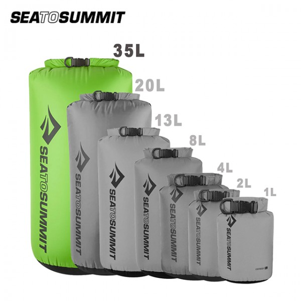 Sea To Summit - Sac Etanche DrySack LightWeight 35 litres