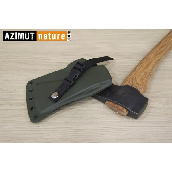 Azimut Nature - Etui Kydex pour Hache Wetterlings - OD