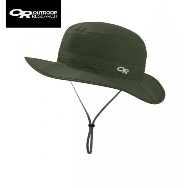 Outdoor Research - Chapeau Cloud Forest Impermeable Fatigue Vert