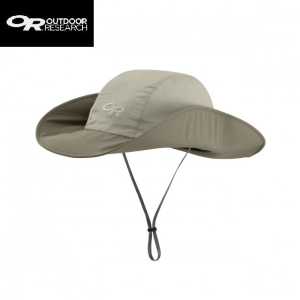 Outdoor Research - Chapeau Seattle Sun Sombrero Hat Cairn Khaki