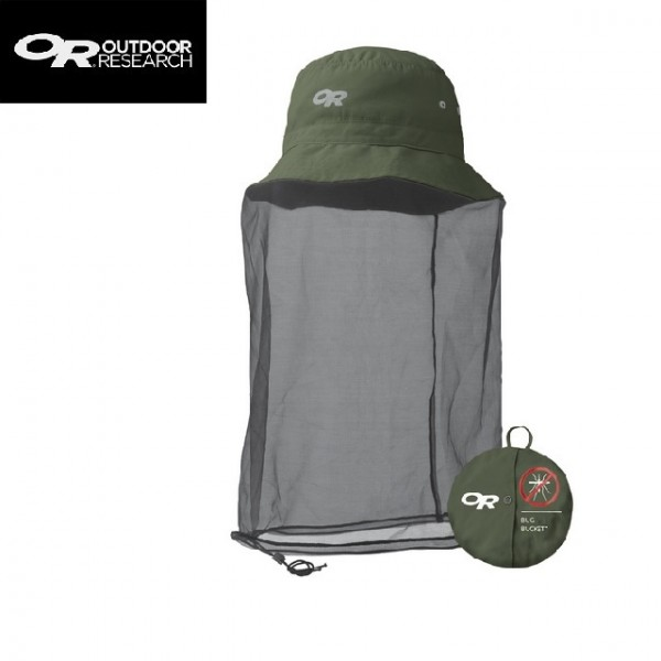 Outdoor Research - Bob Bug Bucket avec moustiquaire Fatigue